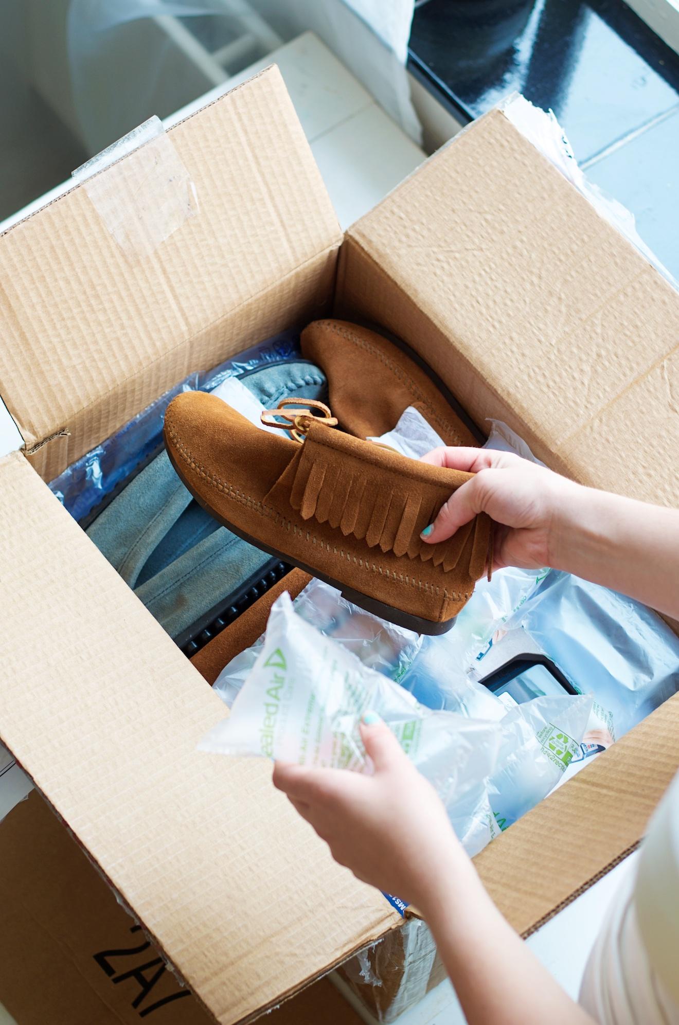 hoe bestel je een pakketje uit amerika (1)