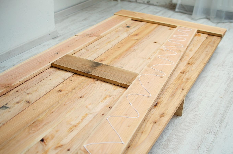 Hoe maak je een schuifdeur voor minder dan 50 euro for Huis gezellig maken goedkoop