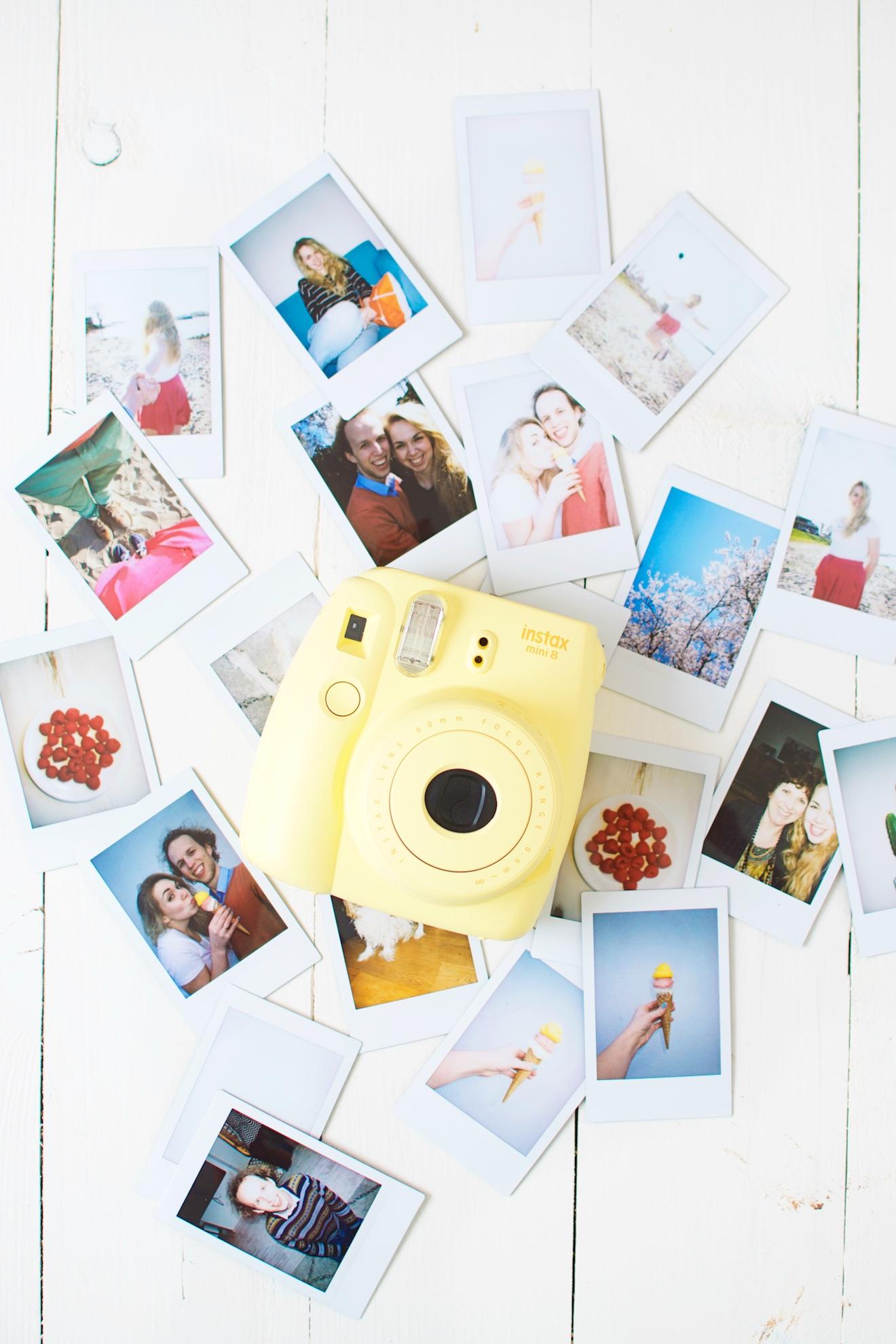 Fotograferen met instax camera (3)