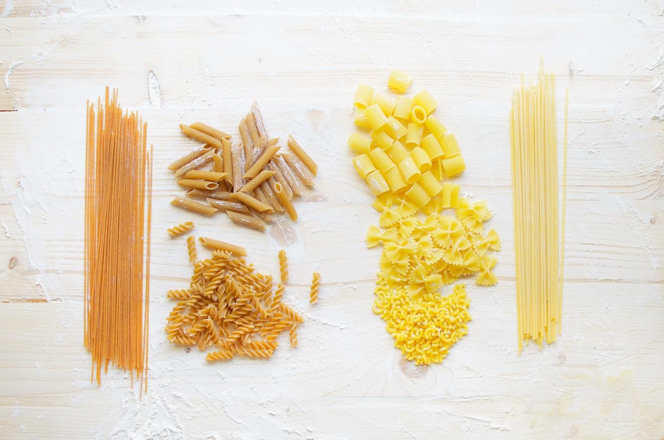 Hoe kies je de juiste pasta bij de saus