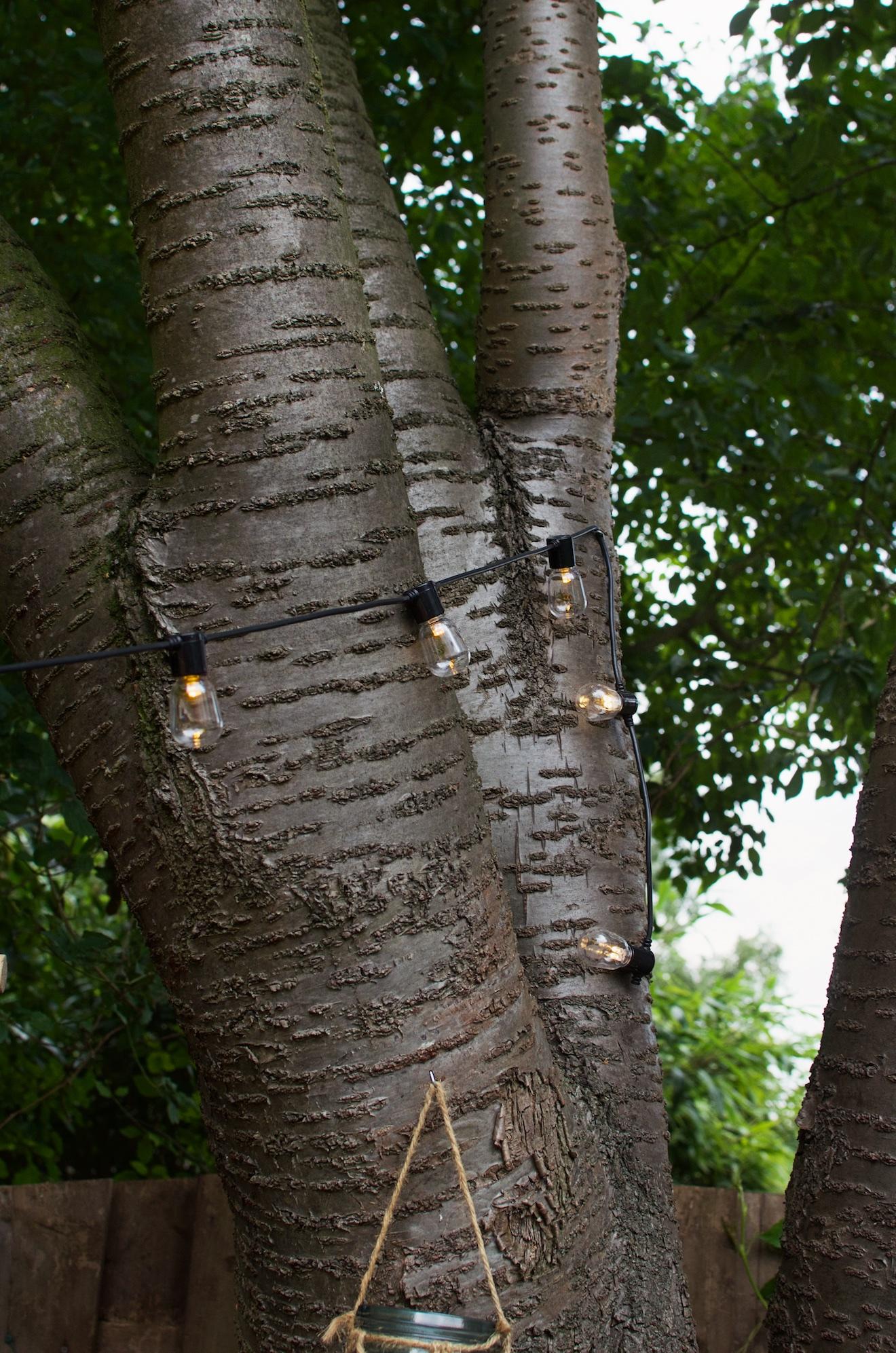 Buitenlampjes, lampjes voor buiten, feestlampjes (3)