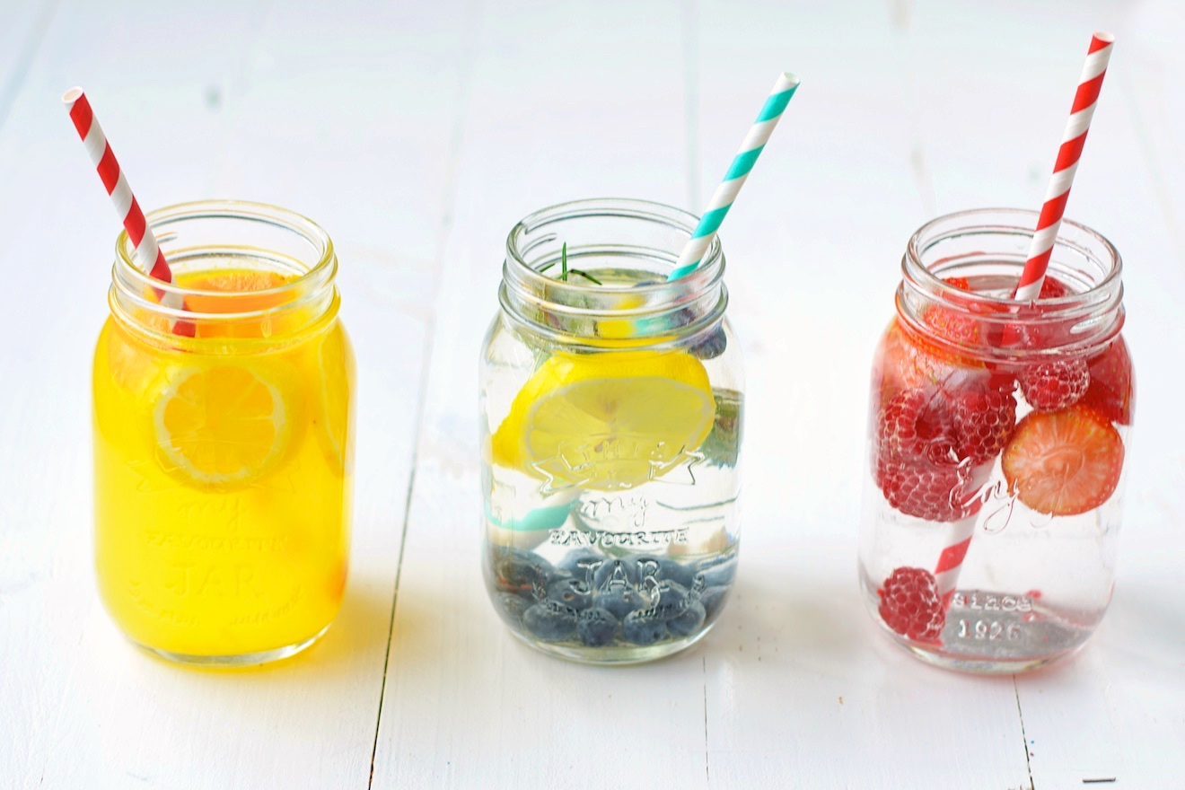 infused water- water met fruit (7)