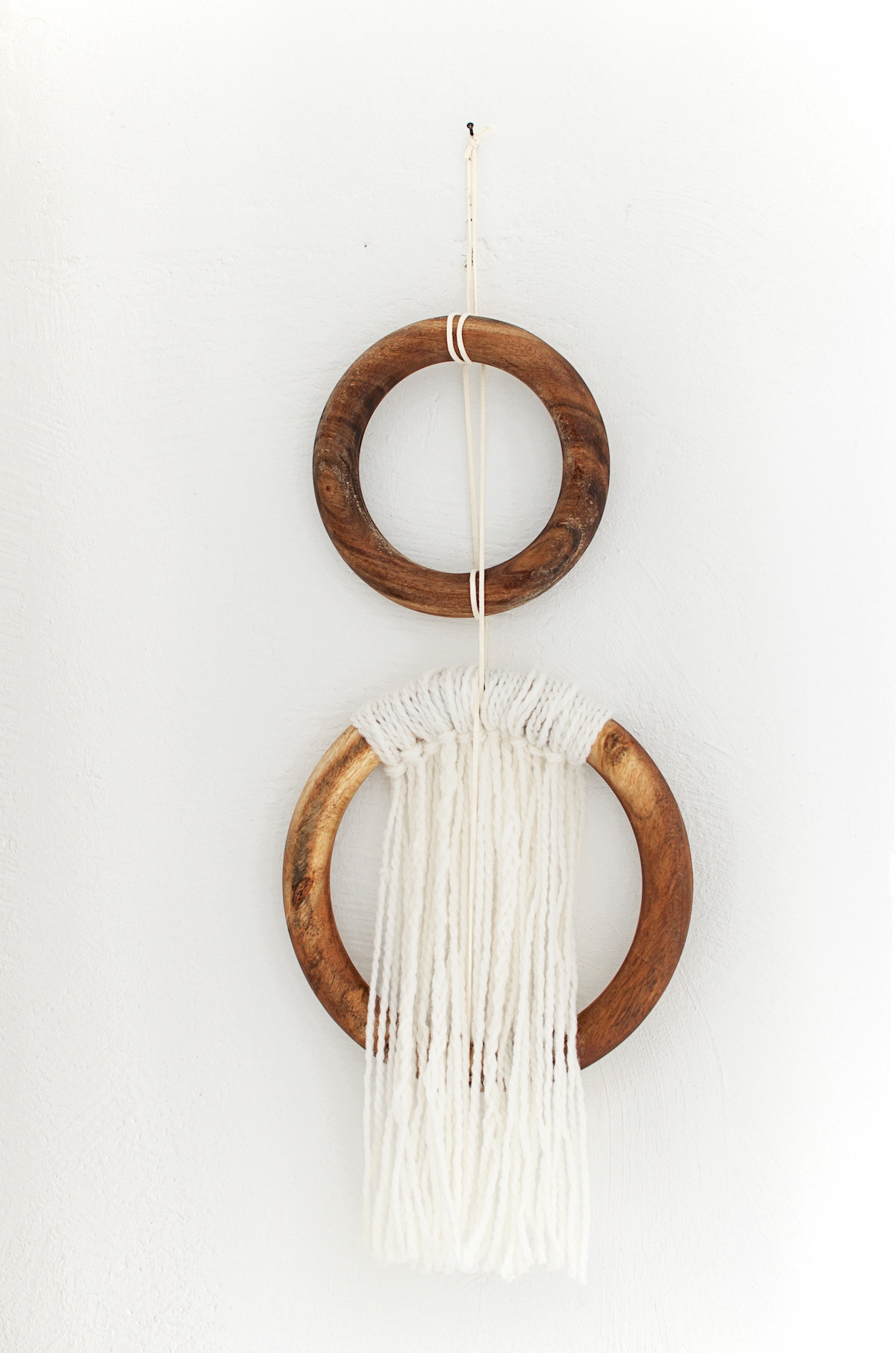 DIY modern wall hanging (15)