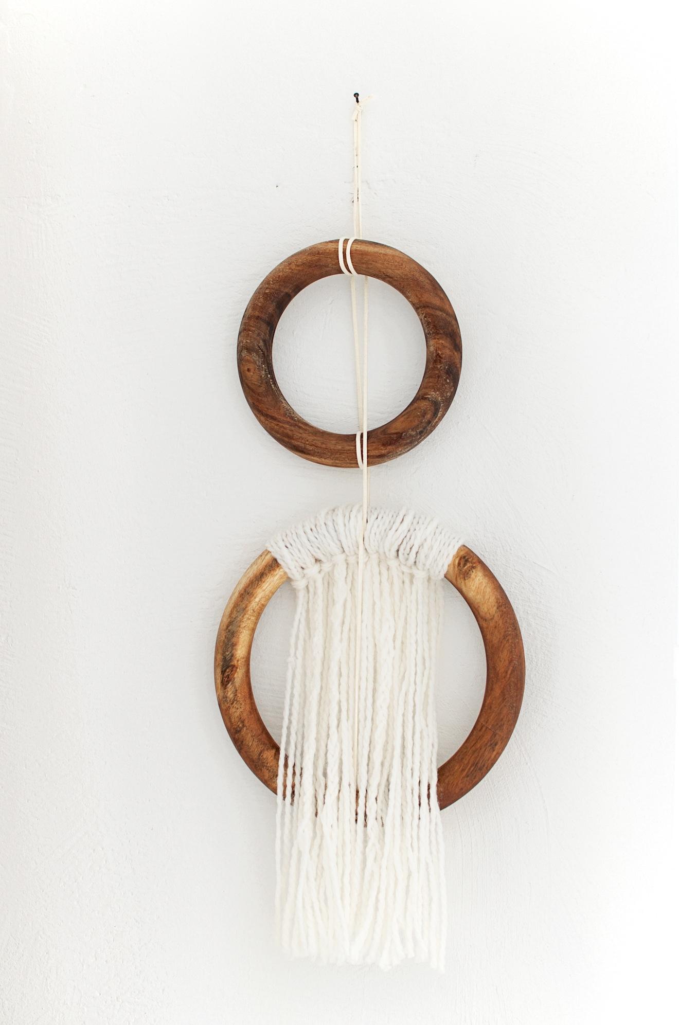 DIY modern wall hanging (15)