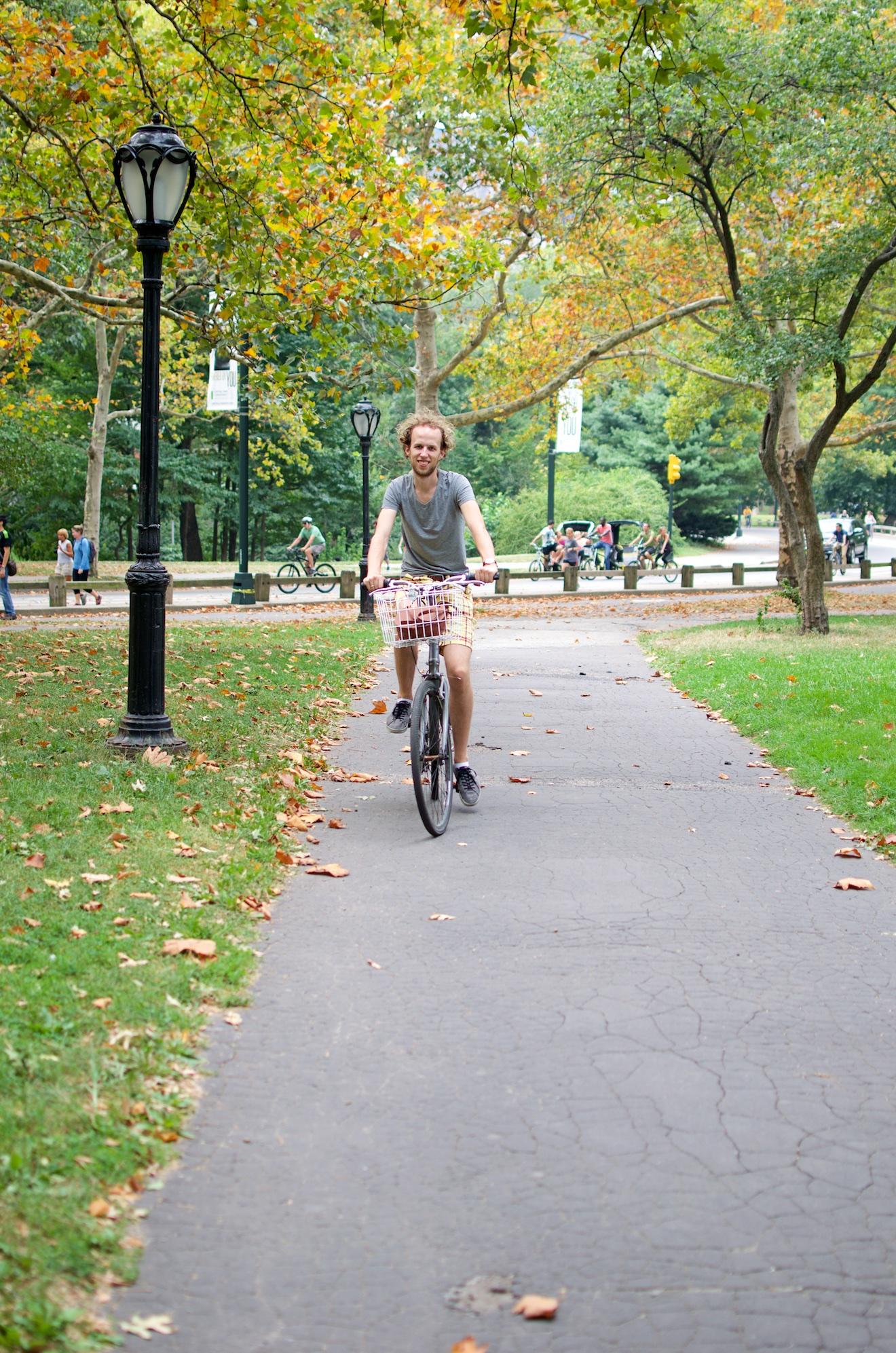 fietsen door central park8
