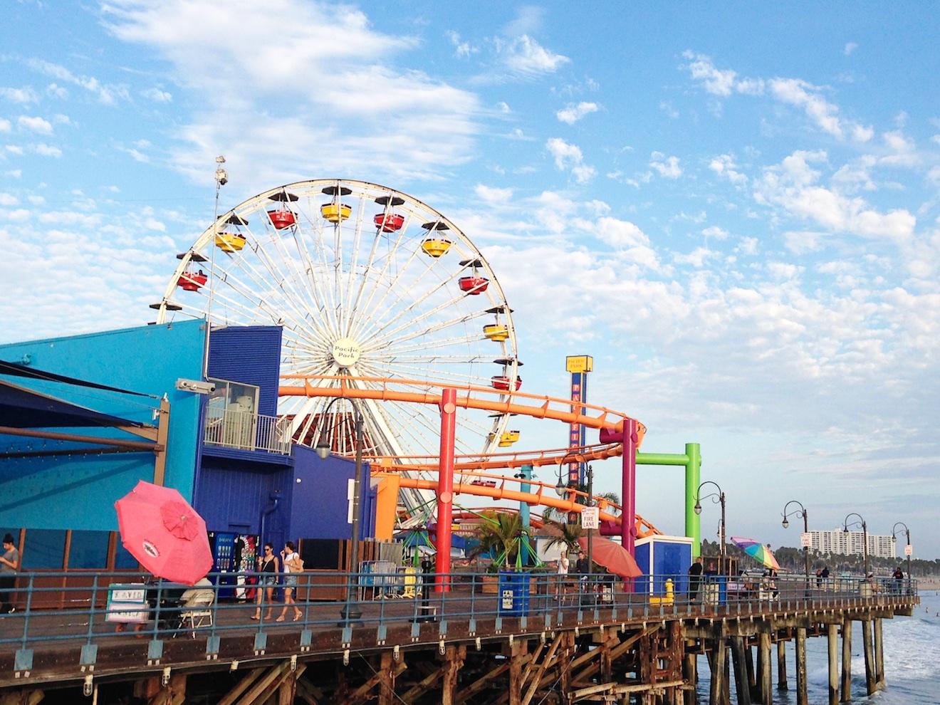 californie hotspots, eten in californie, wat te doen in californie