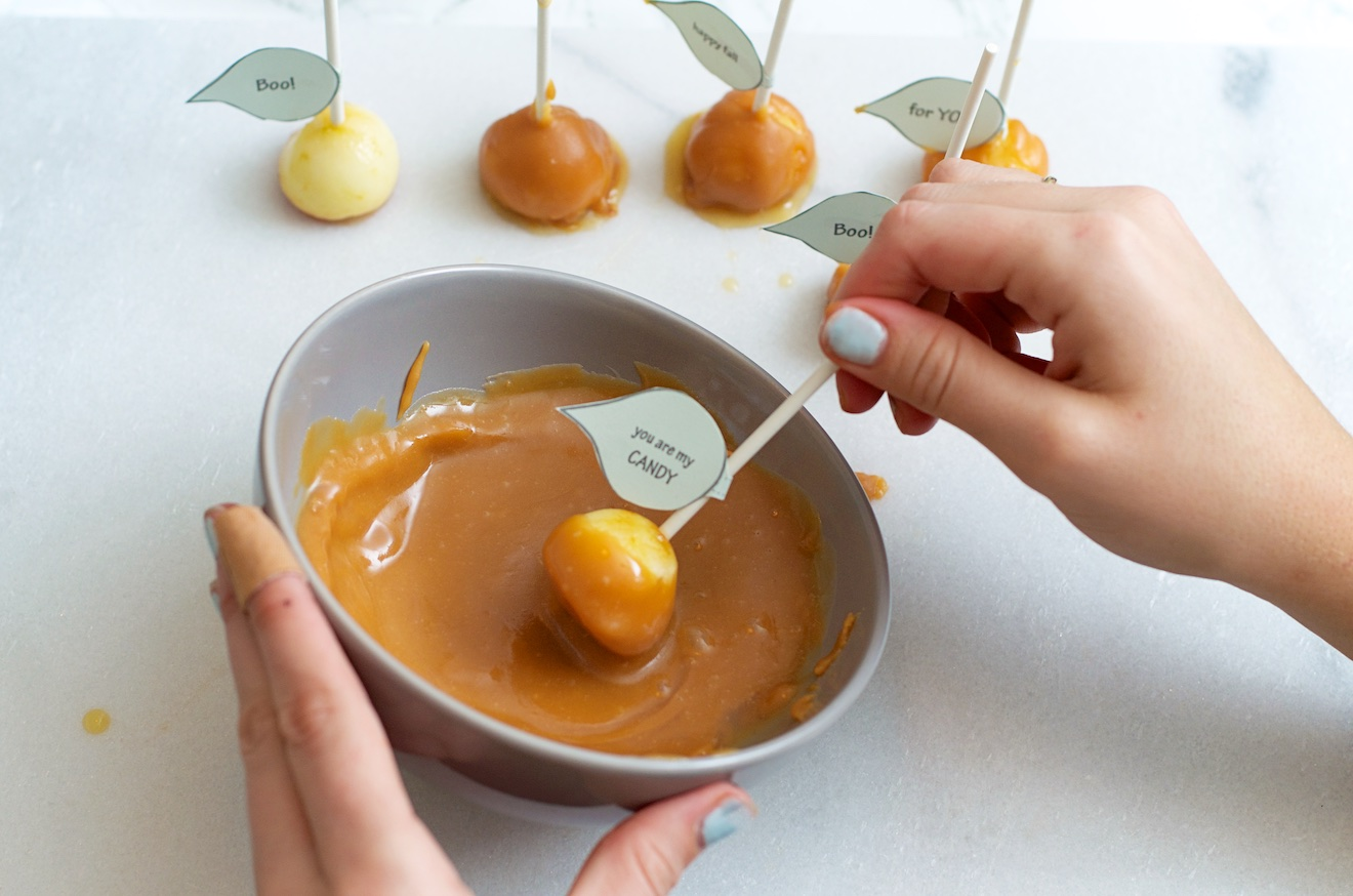 Karamel appels (2)