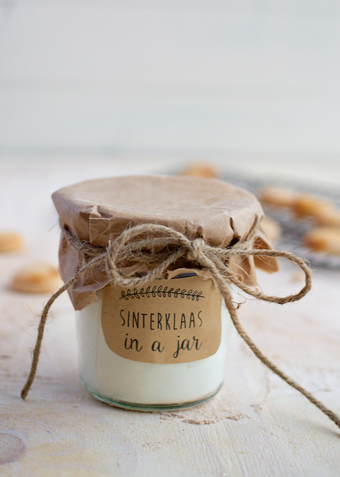 Zelfgemaakt Sinterklaas cadeautje (3)