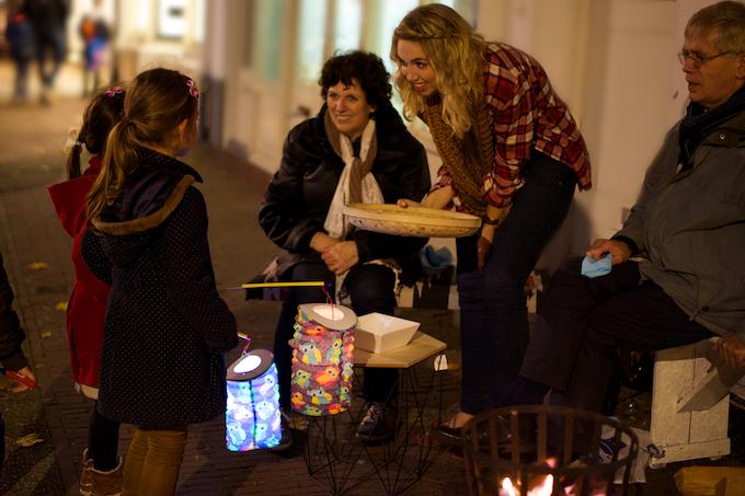 Zelfgemaakt Sinterklaas cadeautje (9)