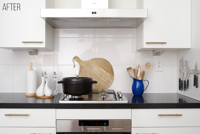 keuken makeover iris en justin 1