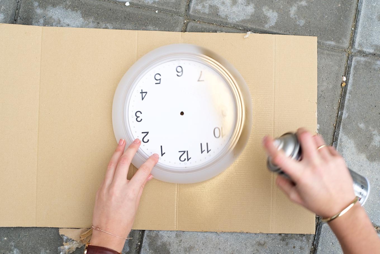 marmeren klok zelf maken (2)