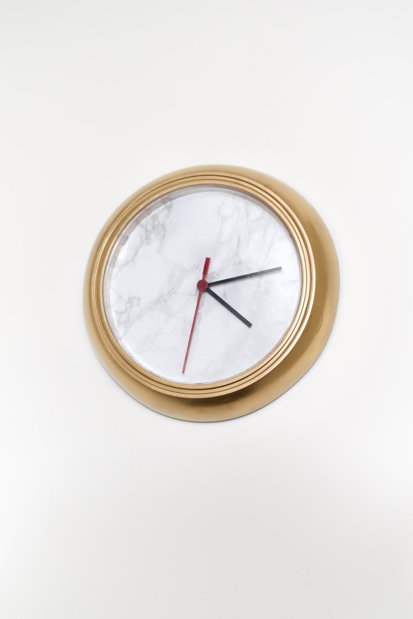 marmeren klok zelf maken (4)