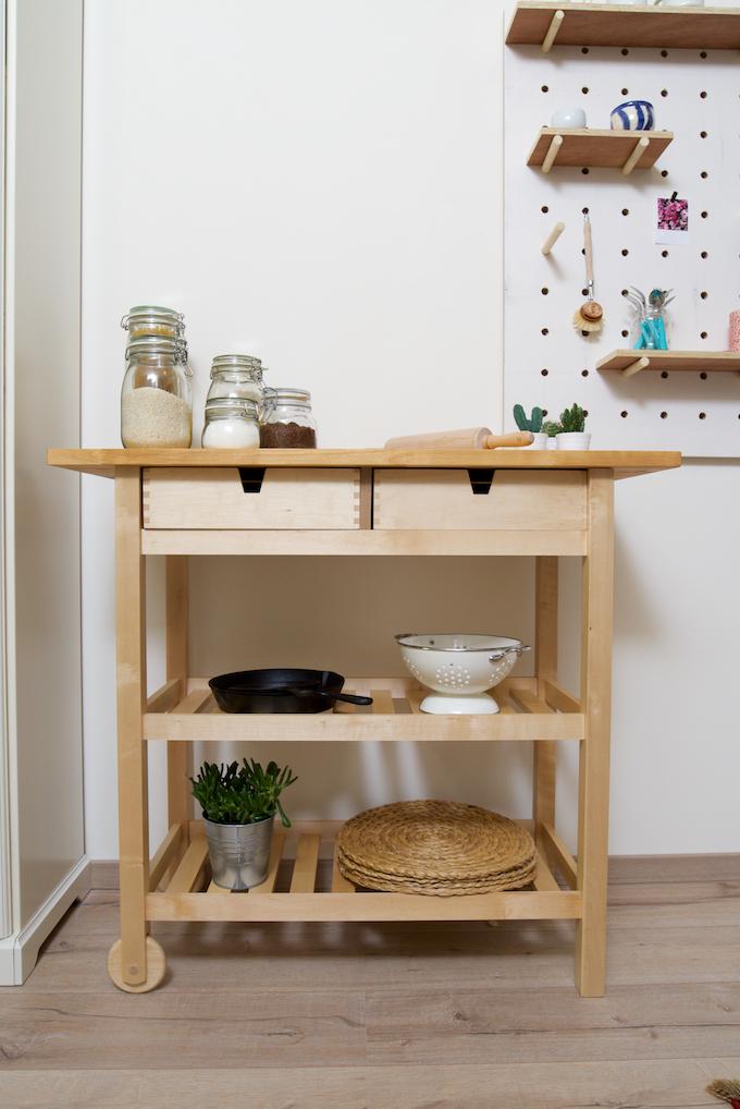 ophangbord keuken DIY (10)