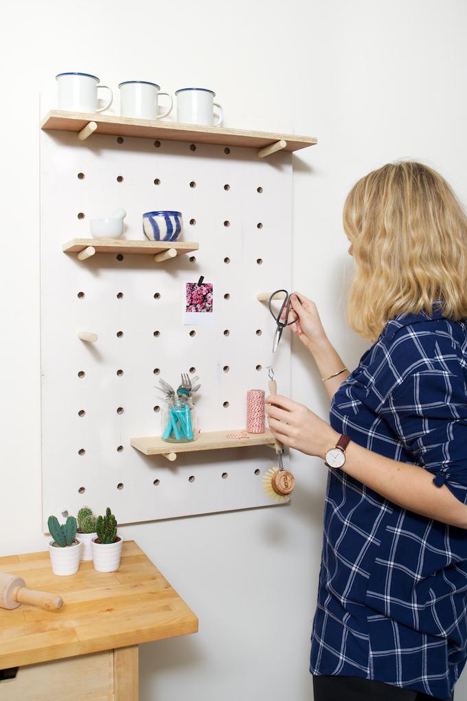 ophangbord keuken DIY (8)