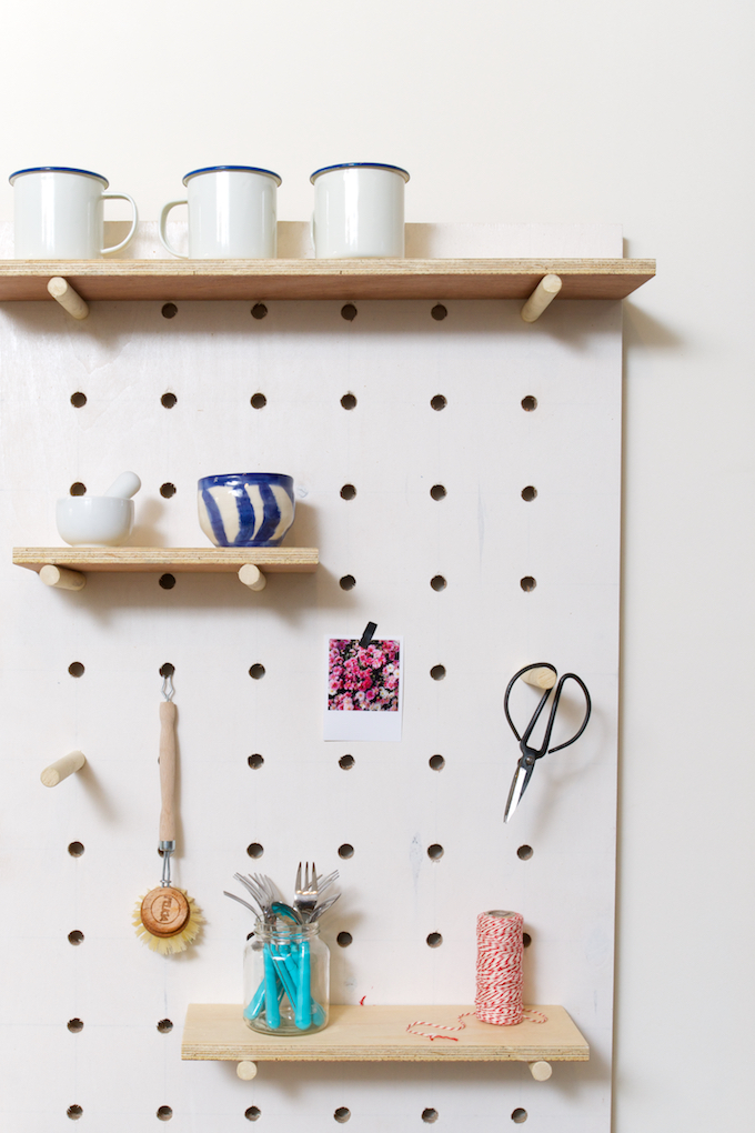 ophangbord keuken DIY (9)