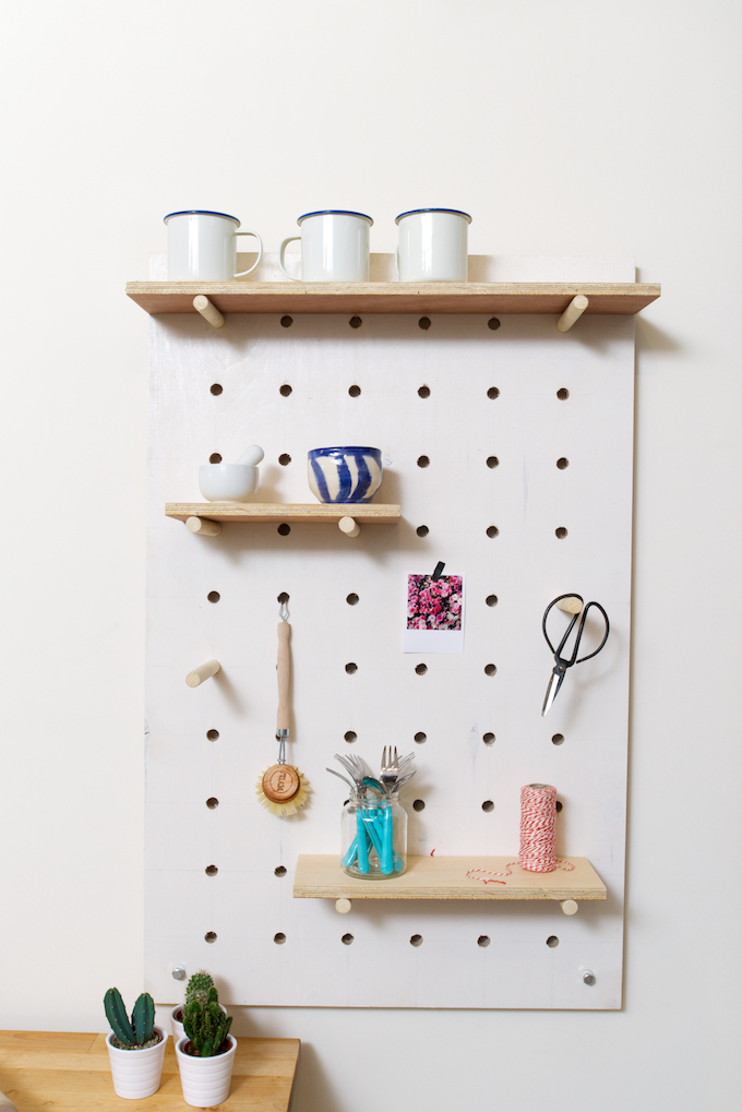 ophangbord keuken DIY