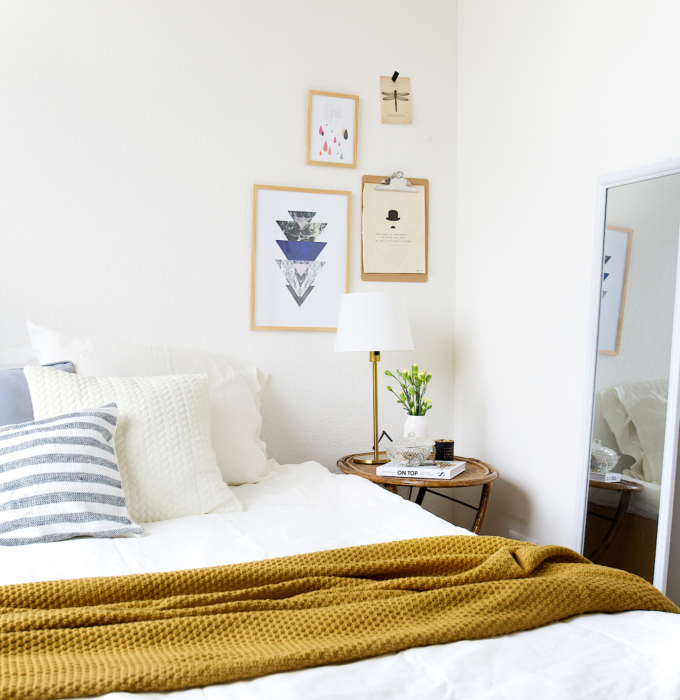 Make-over in één dag: de slaapkamer
