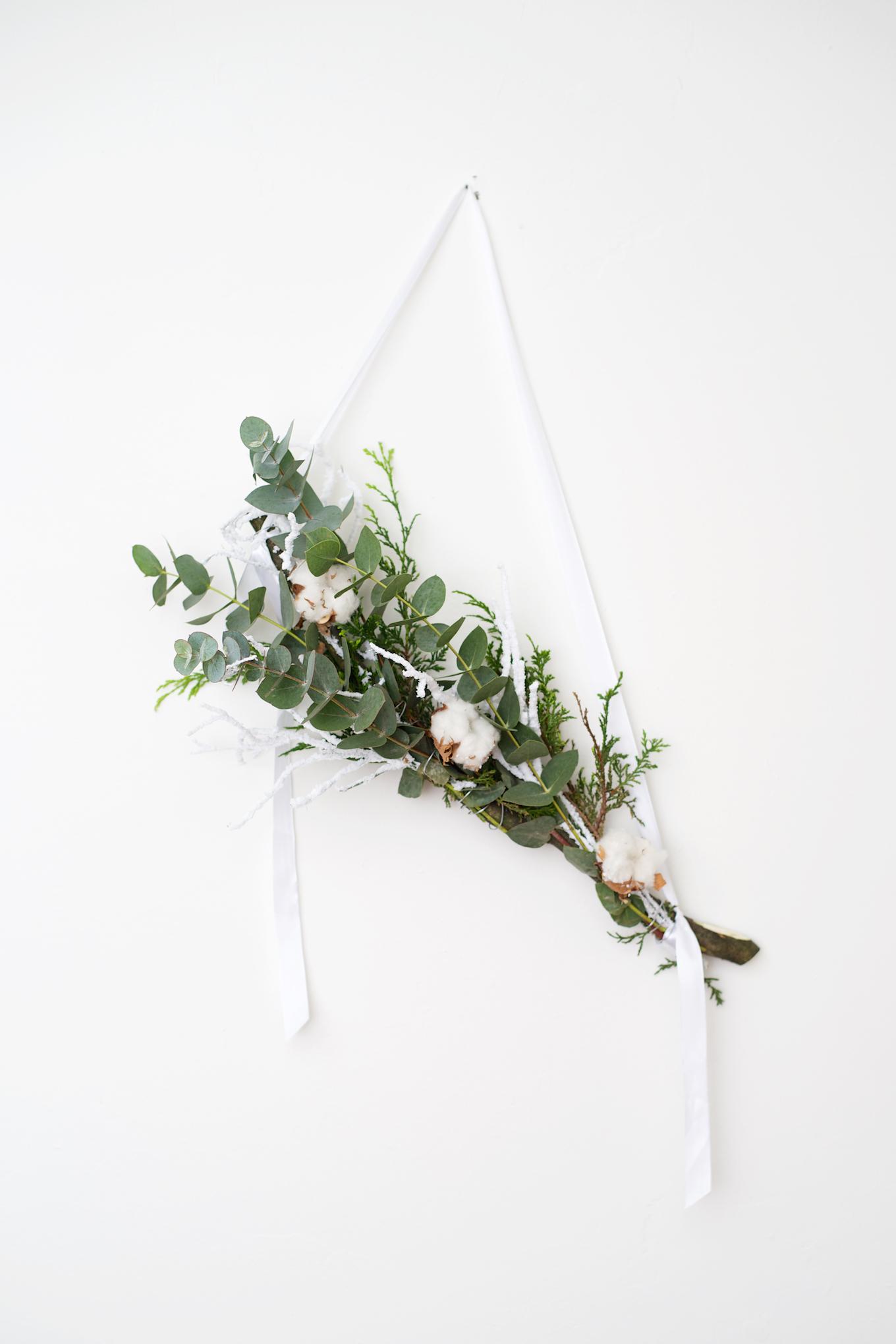 DIY kerstkrans met natuurlijke materialen (2)