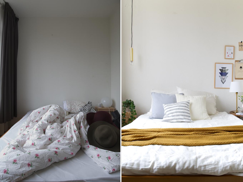 Make-over in één dag: de slaapkamer | A Cup of Life