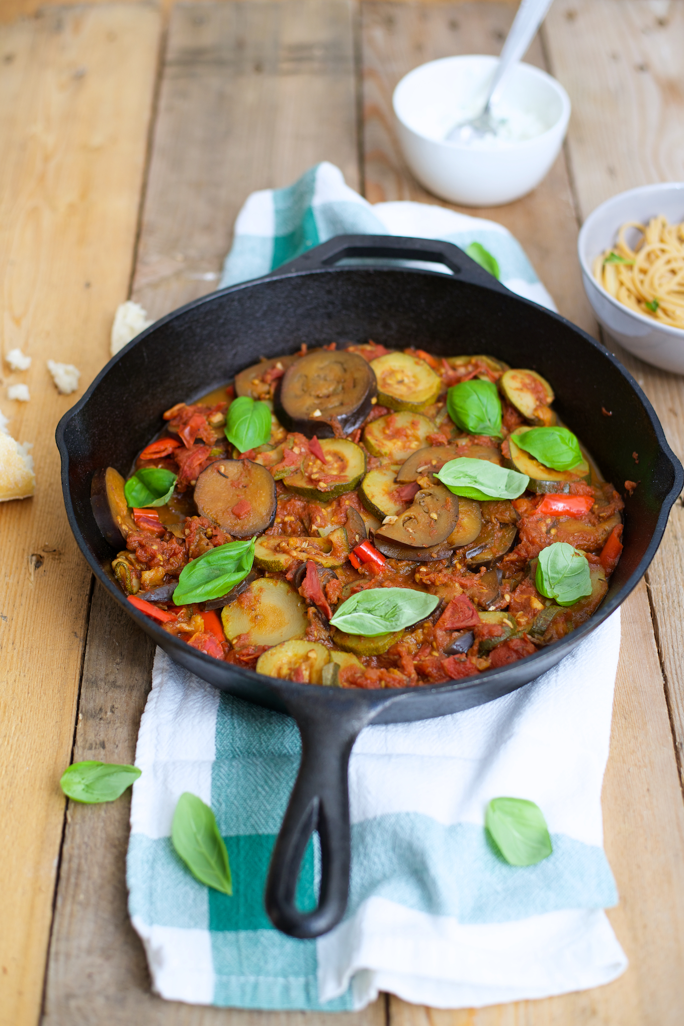 ratatouille recept, gezond en voor weightwatchers (1)