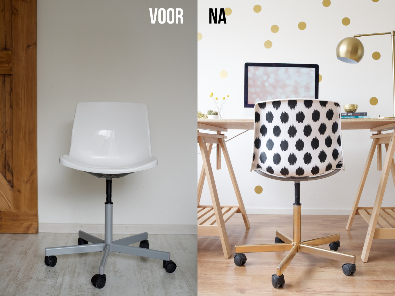 Zelf Bureaustoel Stofferen.Try This At Home Bureaustoel Bekleden Met Modpodge A Cup Of Life