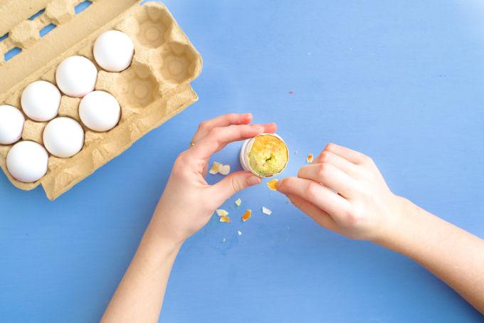 Cake in ei voor pasen1 (2)
