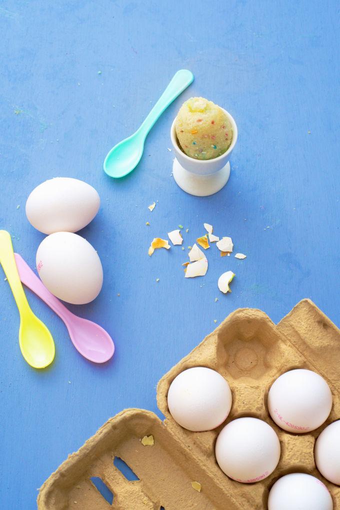 Cake in ei voor pasen4