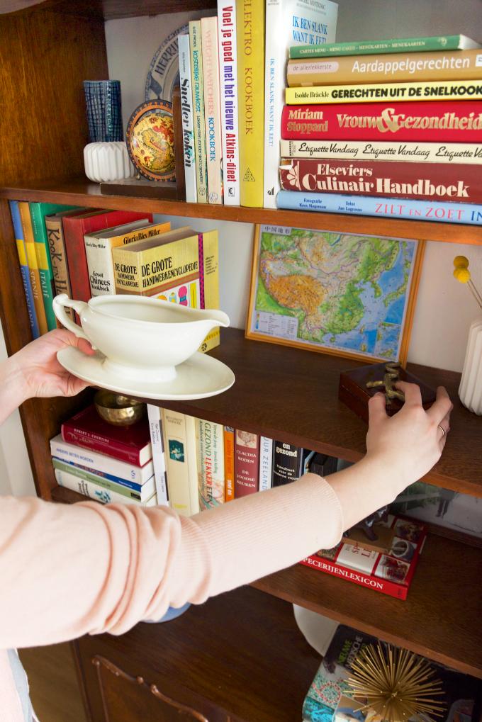 Zo richt je je boekenkast in (8)