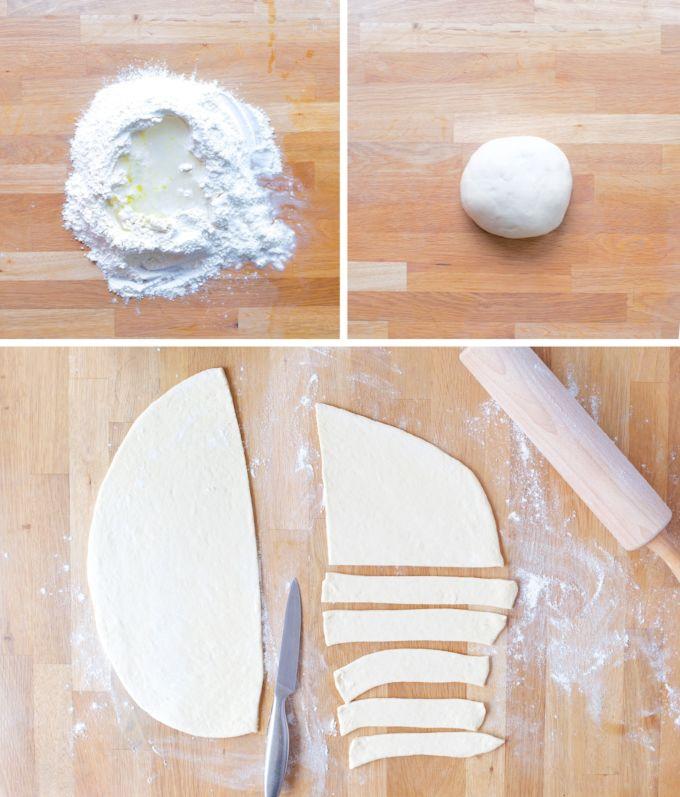 Maak knoflookbroodjes!