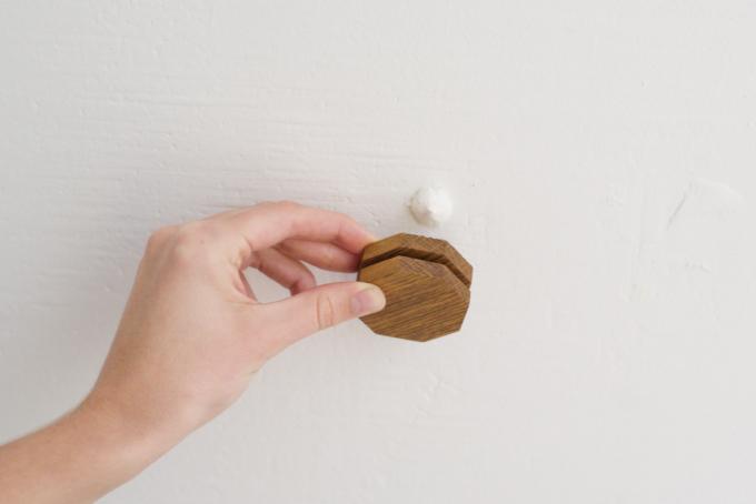 badkamer styling A Cup Of Life - DIY handdoekhanger
