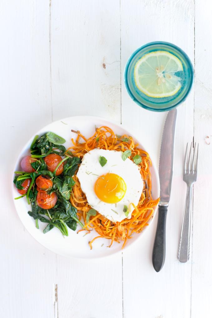 Gezond recept met zoete aardappel noodles 2 (1)