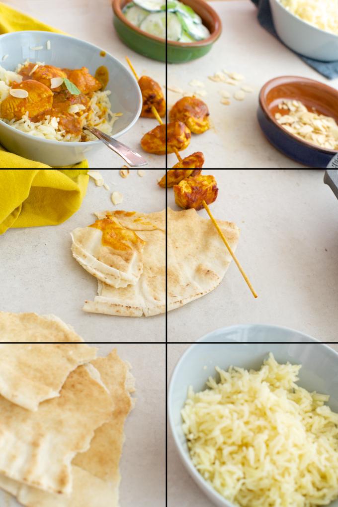 Tips voor betere foodfoto's