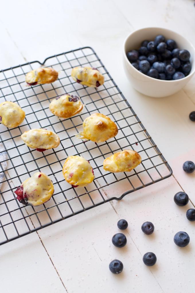 Mini blauwe bessen taartjes (7)
