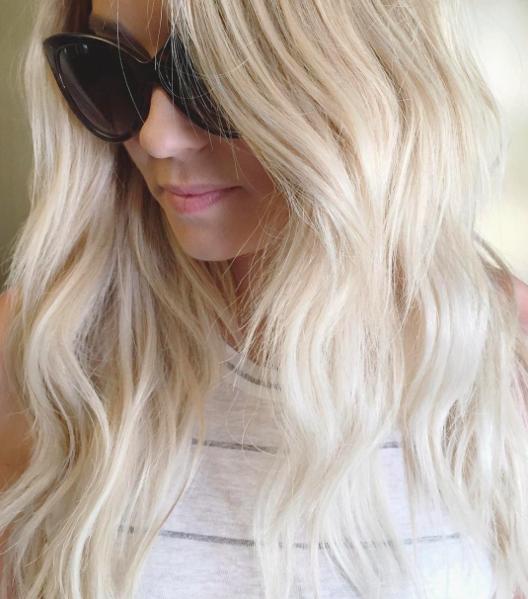 Lauren conrad platina blond