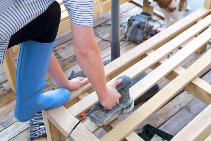 DIY hoekbank, zelf een hoekbank bouwen, hoekbank maken,