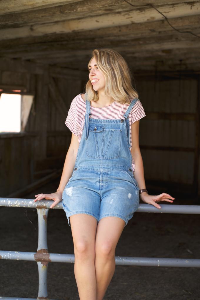 Amerika farm life