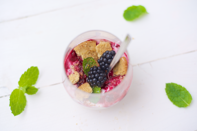 Bramen yoghurt swirl met mint (2)
