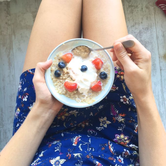 Fruit quinoa ontbijt (15)