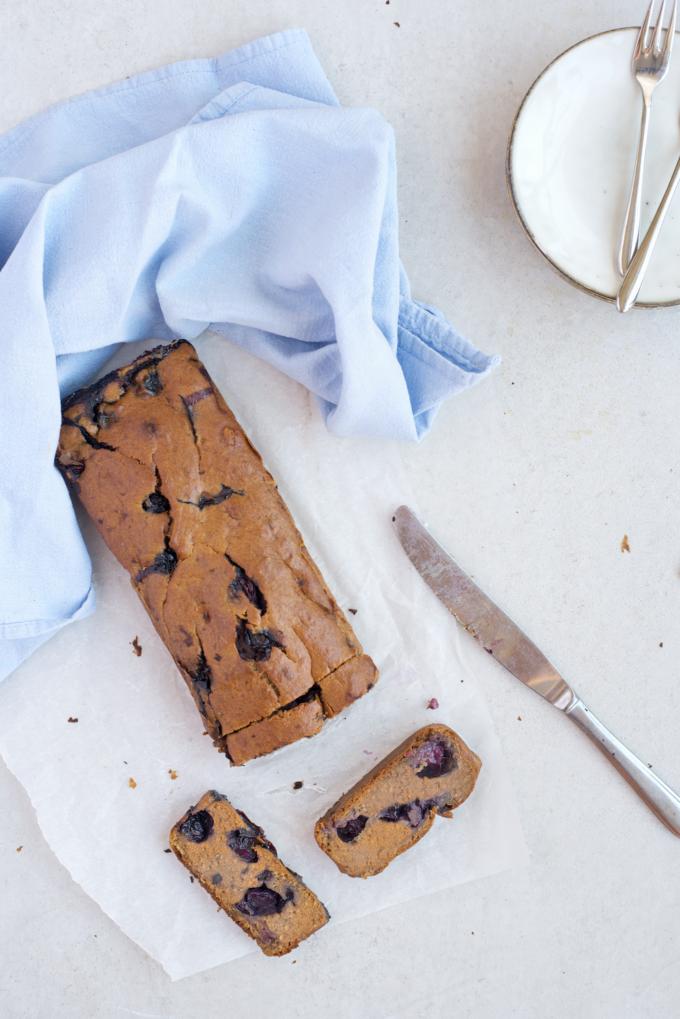 Recept voor slank bananenbrood, minder suiker