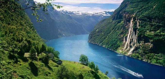 travel naar noorwegen