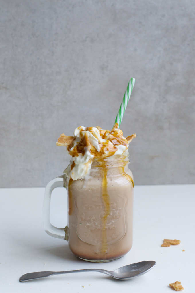 Starbucks frappuccino recept