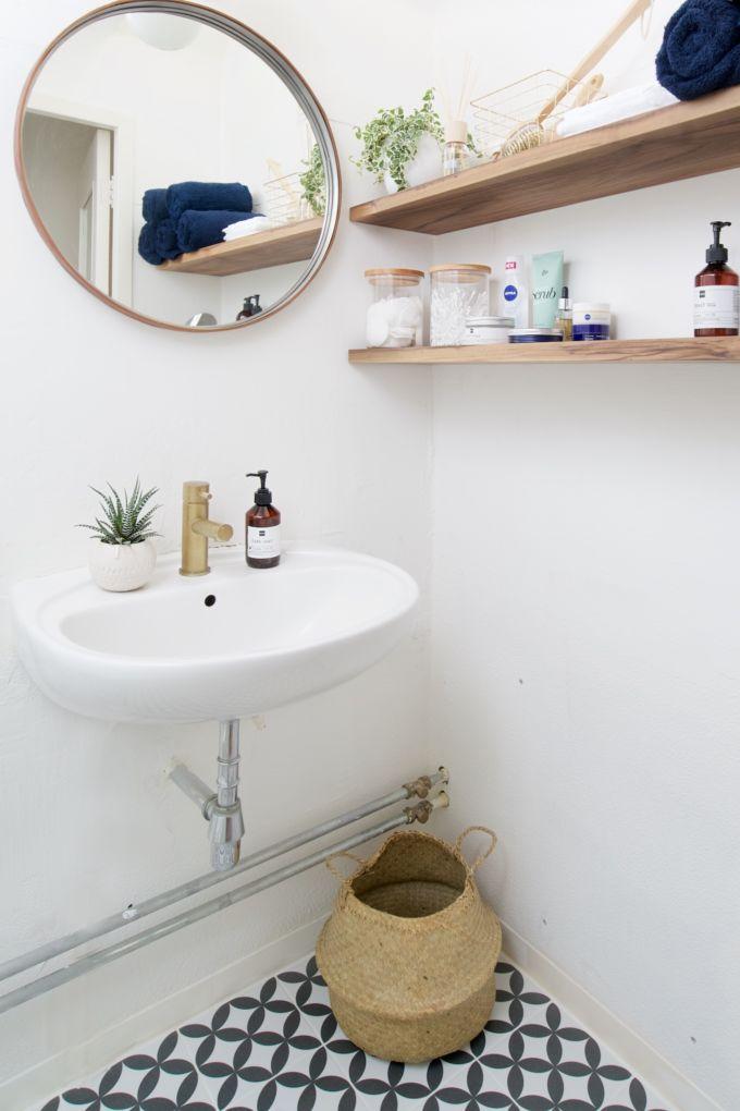 a cup of life badkamer voor en na (6)