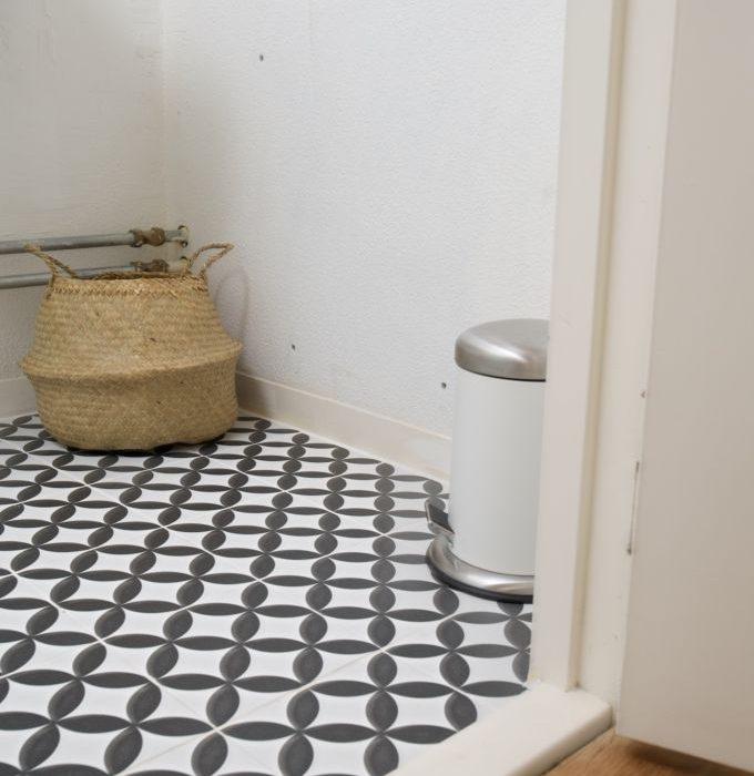 De grote badkamermake-over post