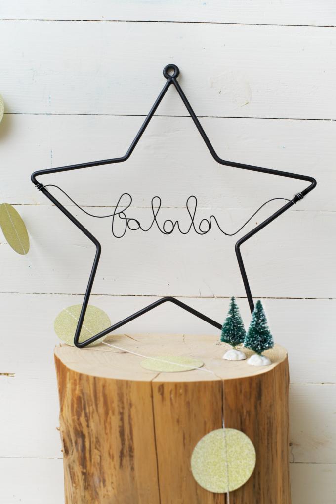 Kerst DIY met een ster