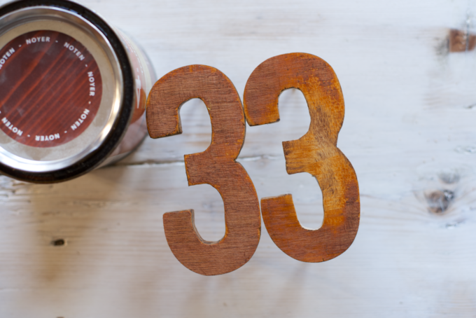 DIY zelfgemaakte huisnummers (13)
