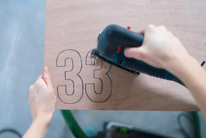DIY zelfgemaakte huisnummers (7)