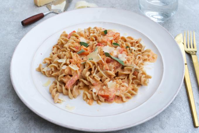 Slank pasta recept