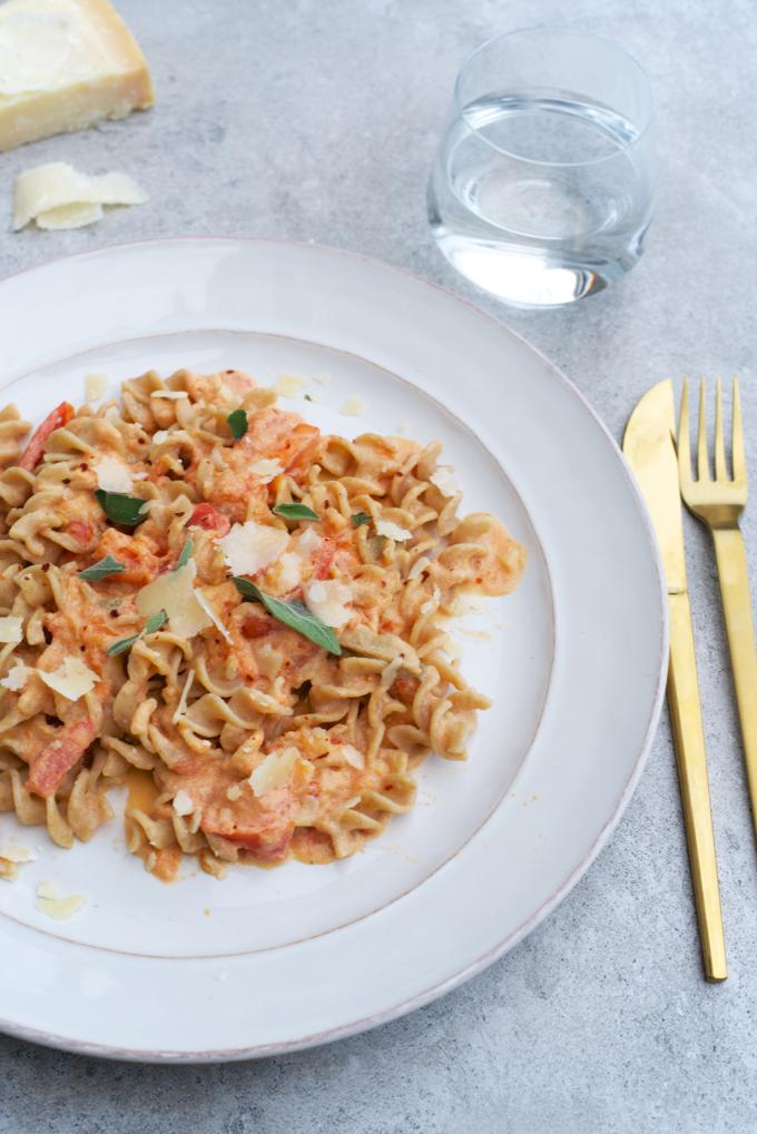 weight watchers pasta recept