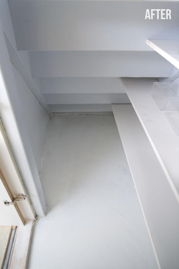 Hoe verf je een betonnen vloer? | A Cup of Life