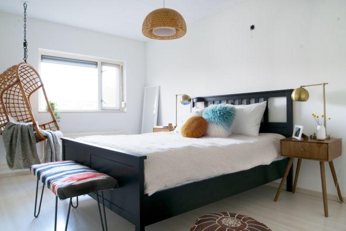 tijdelijke slaapkamer a cup of life (1)